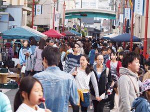 川端賑わい日 parade~古本と暮らしの蚤の市~